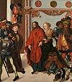Lucas Cranach d. Ä. (Anonymer Meister seiner Werkstatt) - Christus und die Ehebrecherin - 6246 - Bavarian State Painting Collections.jpg