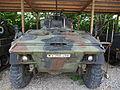 Luchs reconnaissance vehicle in Aalborg Forsvars- og Garnisonsmuseum, pic2.JPG