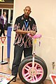 Lucius and his fat tire unicycle (8174013524).jpg