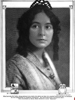 Lucretia del Valle Grady politician