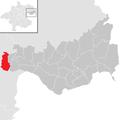 Luftenberg an der Donau im Bezirk PE.png
