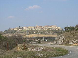 Lussan, Gard Commune in Occitanie, France