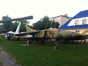 Lutsk Air Base - Lutsk air base in Western Ukraine