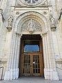 Lyon 6e - Église ND de Bellecombe - Portail (janv 2019).jpg