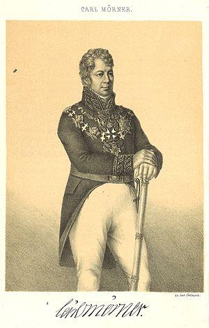 Carl Carlsson Mörner - Carl Mörner af Tuna