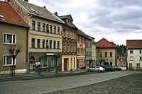 Münchenbernsdorf, the town square.jpg