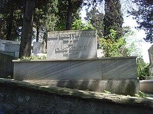 Münir Nurettin Selçuk - Grave in Aşiyan Asri Cemetery