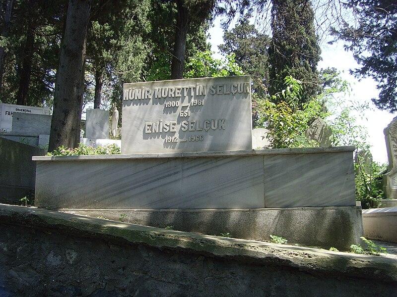 Dosya:Münir nurettin tombstone.JPG