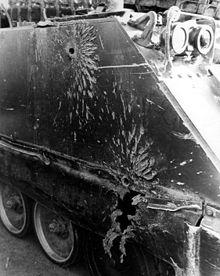 M113 damage