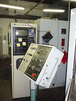 MCFH 40 CNC - control panel (2)