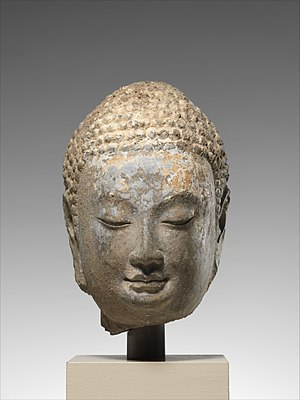 Chinese Buddhist sculpture - Image: MET DP170247