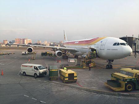 Lapangan Terbang Antarabangsa La Aurora