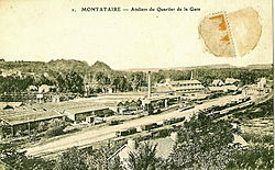 Montataire station