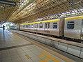 MRT2 megatren TS9 leaving Gilmore station mid (1).jpg