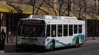 Route 10 (MTA Maryland) - Image: MTA Maryland 10037 10
