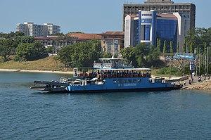 MV Kigamboni