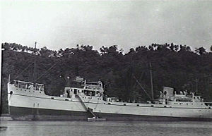MV Tulagi - Image: MV Tulagi 17 March 1940