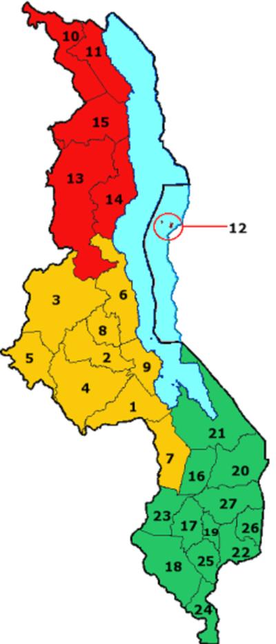 マラウイの人口統計 - Wikiwand