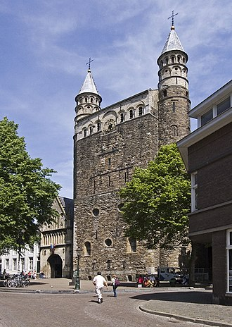 Basilica of Our Lady, Maastricht - Image: Maastricht liebfrauenkirche