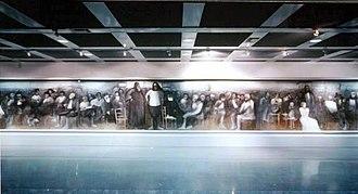 Teloglion Fine Arts Foundation - Image: Macedonian Museums 68 Tellogleio 299