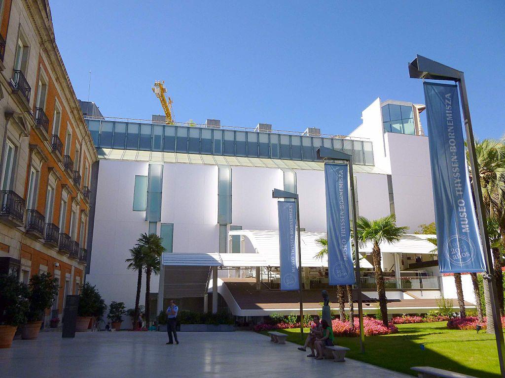 Madrid - Museo Thyssen-Bornemisza 1
