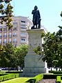 Madrid - Museo del Prado, Monumento a Murillo.JPG