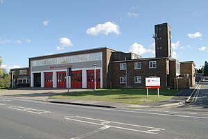 Kent Fire and Rescue Service - K60 - Maidstone Fire Station