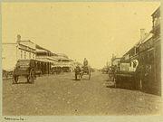 Main Street, Toowoomba, 1897