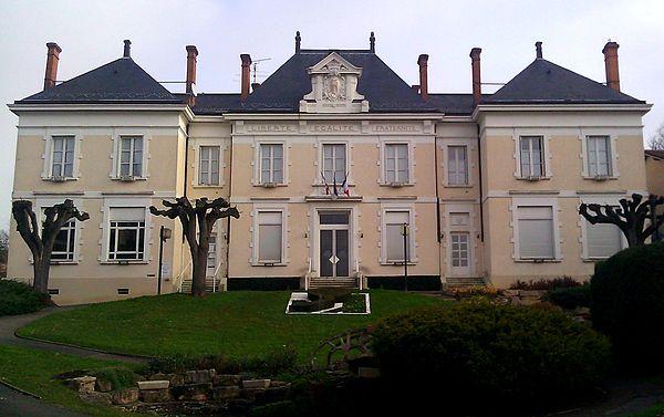 Photo de la ville Reyrieux
