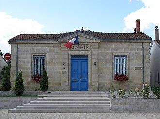 Avensan - Town hall