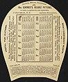 Maison DeMorest Souvenir, 1880. Bonne annee, joie! Plaisir. (back) - 10312244635.jpg