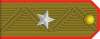 Major General rank insignia (North Korea).svg
