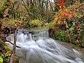 Malans, cascade sur le ruisseau du Val d'Anchet.jpg