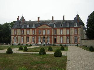 Malesherbes, Loiret Part of Le Malesherbois in Centre-Val de Loire, France