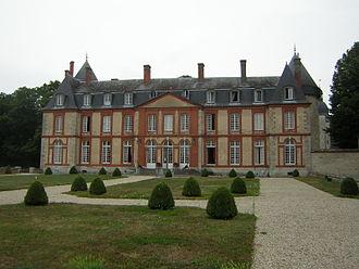 Guillaume-Chrétien de Lamoignon de Malesherbes - Château of Malesherbes