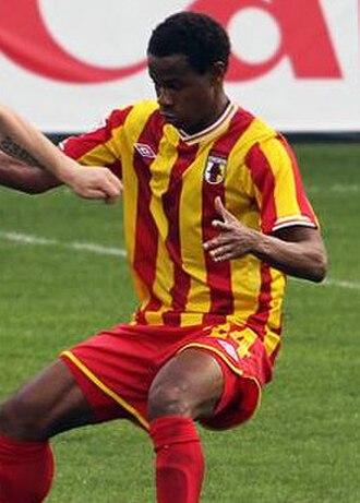Abdoul-Gafar Mamah - Image: Mamah