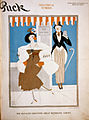 Manager discovers great histrionic ability Puck magazine cover 1916 Oct 28 cph.3b49316.jpg