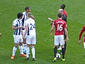 Manchester United v West Bromwich Albion, April 2017 (20).JPG