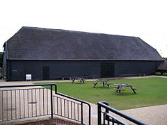 Manor Farm Great Barn Ruislip - geograph-1872739.jpg