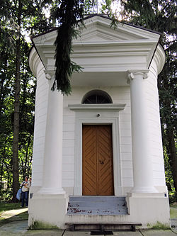 Manor of Kraszewski family in Romanów – Chapel - 05.jpg