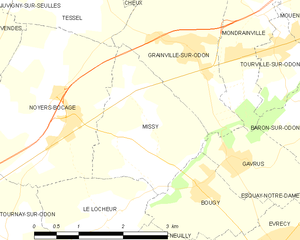 Map commune FR insee code 14432.png