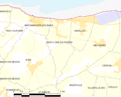Map commune FR insee code 14565.png