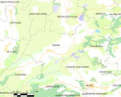 Map commune FR insee code 15061.png