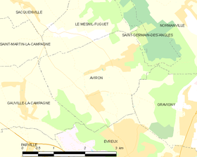 Map commune FR insee code 27031.png