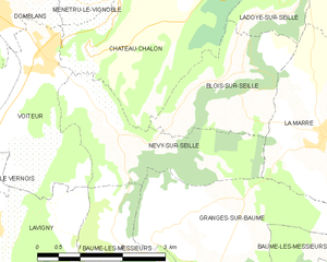 Map commune FR insee code 39388.png