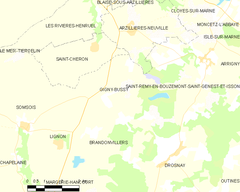 Map commune FR insee code 51270.png