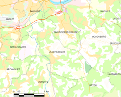 Map commune FR insee code 64558.png