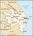 Map of Azerbaijan with cities (de).png