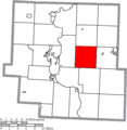 Map of Muskingum County Ohio Highlighting Perry Township.png