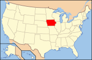 Map of USA IA.svg